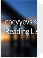 cheyyevs's Reading List