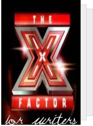 The XFactor for writers