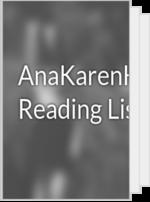 AnaKarenHernandez13's Reading List