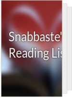 Snabbaste's Reading List