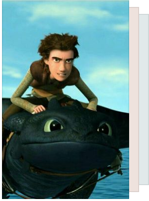 HTTYD 'Hiccup & Toothless Runaway' Stories - Wolfygrace