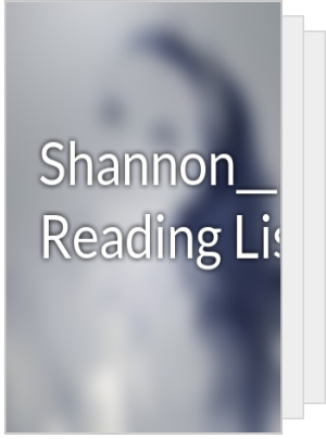 Shannon__Renae__'s Reading List