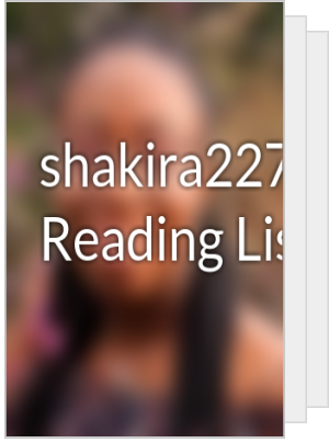 shakira227's Reading List