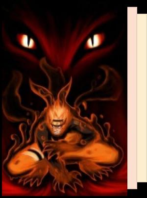 Nine Tails Naruto Painanime Wattpad