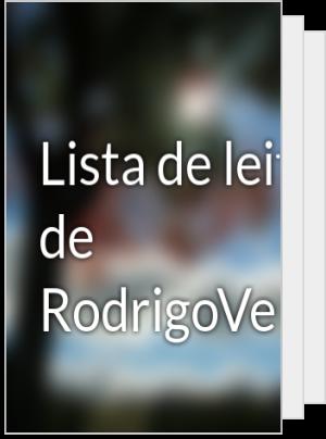 Lista de leituras de RodrigoVencerlau