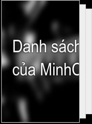 Danh sách đọc của MinhCao9
