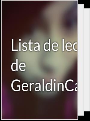 Lista de lectura de GeraldinCano8