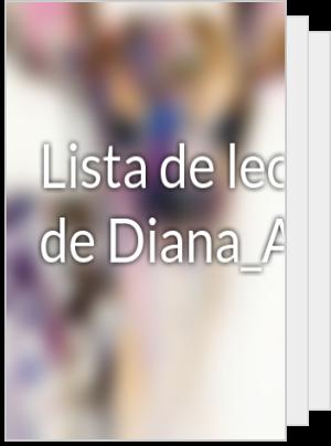 Lista de lectura de Diana_A_G
