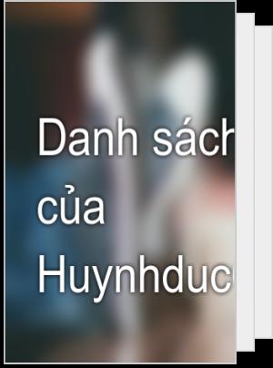 Danh sách đọc của Huynhduc643