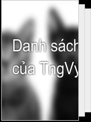 Danh sách đọc của TngVy21