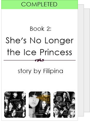 Im dating the ice princess wattpad complete