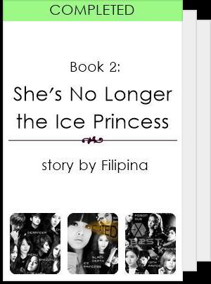 Im dating the ice princess wattpad complete