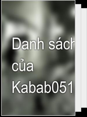 Danh sách đọc của Kabab0512