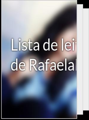Lista de leituras de RafaelaRaffa