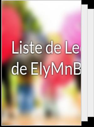 Liste de Lecture de ElyMnBmkJr