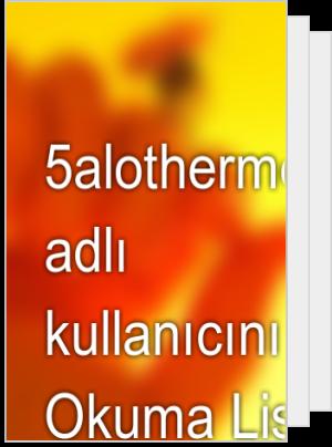 5alotherme5 adlı kullanıcının Okuma Listesi