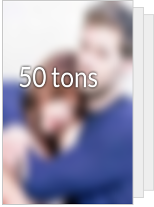 50 tons