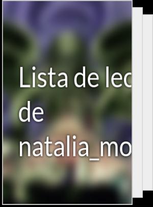 Lista de lectura de natalia_mortem_nrg