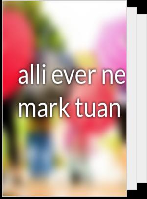 alli ever need mark tuan