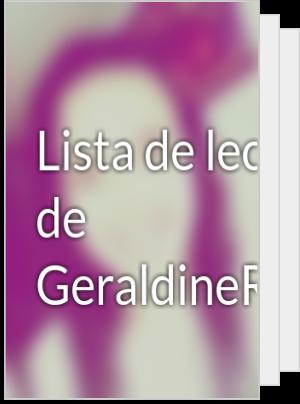 Lista de lectura de GeraldineRojasJimene