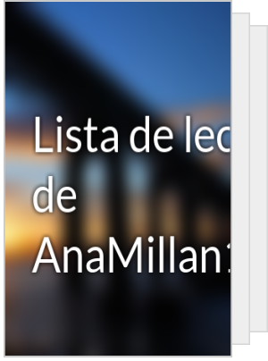 Lista de lectura de AnaMillan104
