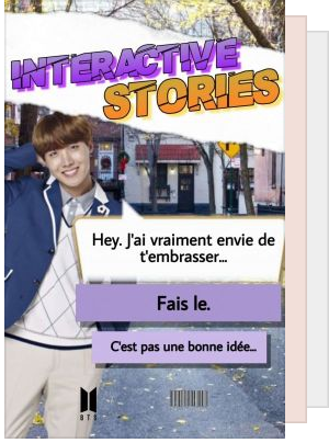 Mes FanFiction