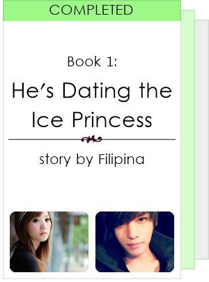 Im dating the ice princess wattpad book 2