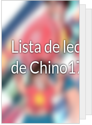 Lista de lectura de Chino175