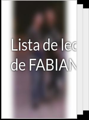 Lista de lectura de FABIAN17R