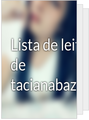 Lista de leituras de tacianabazanella1