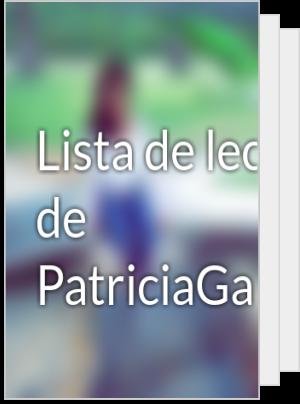 Lista de lectura de PatriciaGarcia860