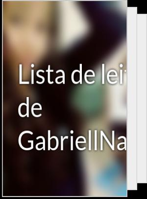 Lista de leituras de GabriellNavega