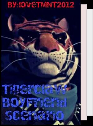 TMNT 2012 Tiger Claw boyfriend scenarios - Cartoonprincess15