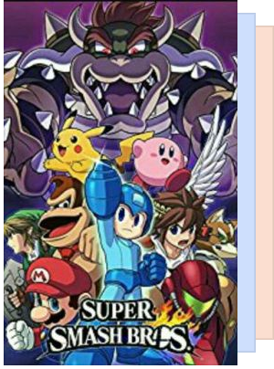 Super Smash Bros :) - Mimirk63 - Wattpad