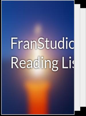 FranStudios's Reading List