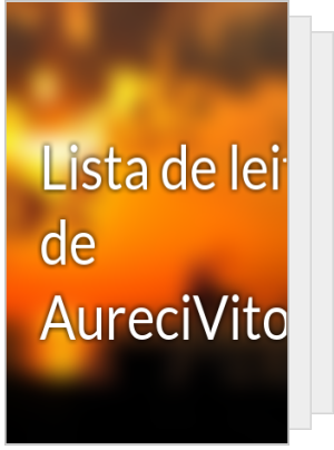 Lista de leituras de AureciVitoriano9