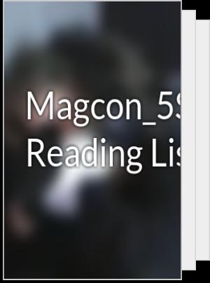 Magcon_5SOS_fandom's Reading List