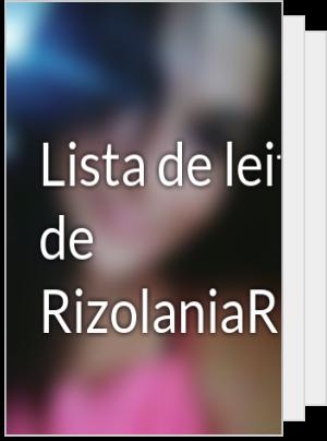 Lista de leituras de RizolaniaRodrigues