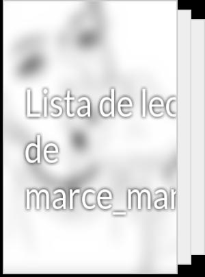 Lista de lectura de marce_manrique2994