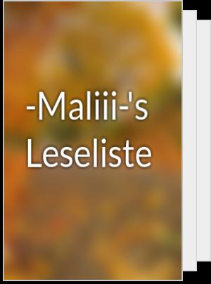 -Maliii-'s Leseliste