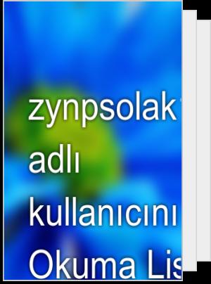 zynpsolak16 adlı kullanıcının Okuma Listesi