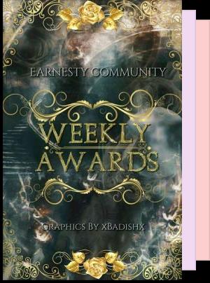 Award Books! :D