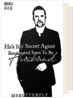 Secret Agent Books ~ MsButterfly~