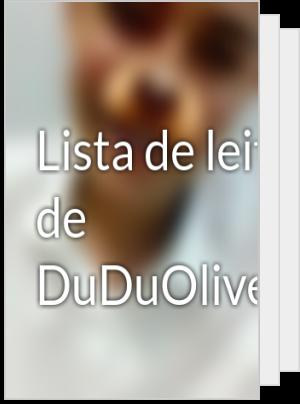 Lista de leituras de DuDuOliveira882