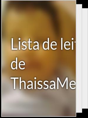 Lista de leituras de ThaissaMedeiros7