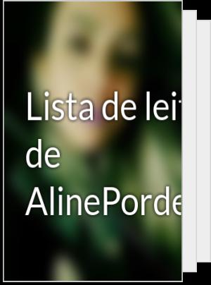 Lista de leituras de AlinePordeus7