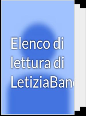 Elenco di lettura di LetiziaBandoni
