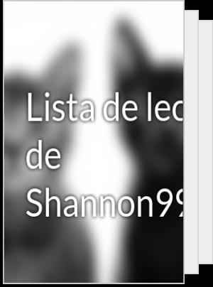 Lista de lectura de Shannon99pum