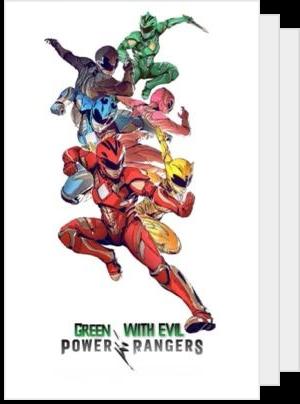 Power Rangers Series (2017)