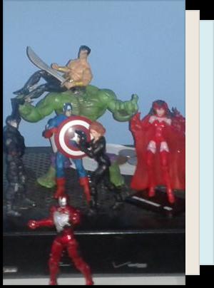 Avengers Persassy Shield Persassy